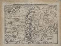 The first maps of Iceland