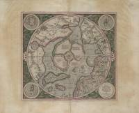 Septentrionalivm terrarum descriptio (Gerhard Mercator, 1595)