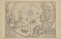 A Map of the North Pole (Herman Moll, 1730)