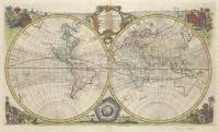 A New & Accurate Map of all the Known World (Emanuel Bowen, 1762)