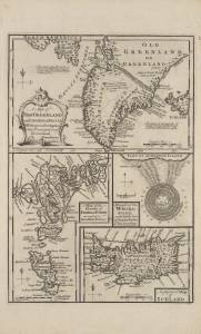 An Improved Map of Iceland (Emanuel Bowen, 1750)