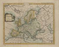 Europe (Thomas Kitchen, 1760)