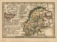 Sweden and Norway (Emanuel Bowen/John Gibson, 1760)