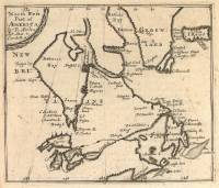 The North West Part of America (Robert Morden, 1688)
