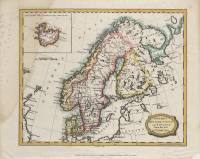 Sweden Denmark Norway and Finland (1800)