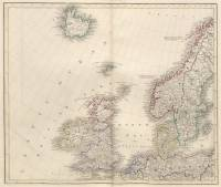 Part of Europe (William Home Lizars, 1830)