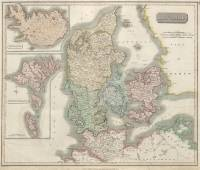 Denmark - Iceland - Feroe Islands (John Thomson, 1814)